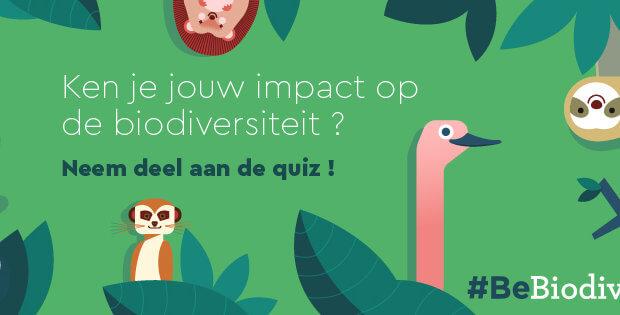 BeBiodiversity Wrattenzwijn, egel of stokstaartje: welke consument ben jij?