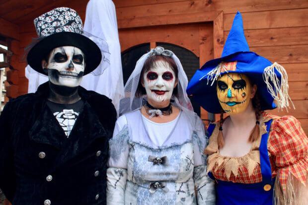 BeBiodiversity Prêts pour un frisson d'Halloween plus durable ?