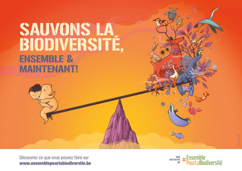 BeBiodiversity Ensemble pour la biodiversité