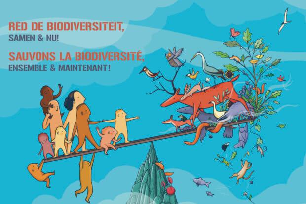 BeBiodiversity La biodiversité, au cœur de la transition