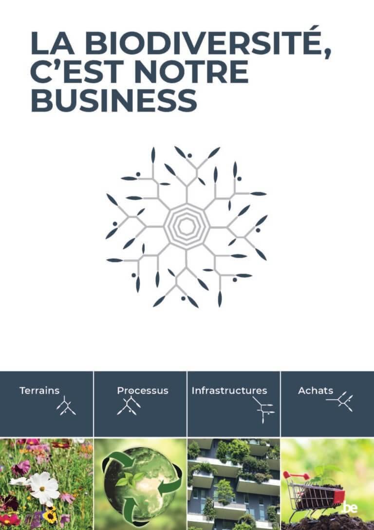 BeBiodiversity La biodiversité dans mon entreprise ? Et pourquoi pas !