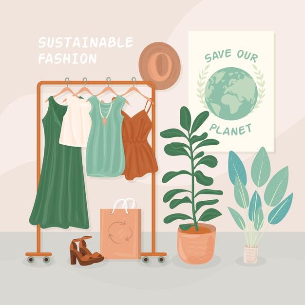BeBiodiversity De trend volgen door kleding een tweede leven te geven